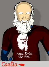 Camisetas evolutivas